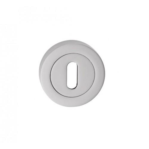 escutcheon BB round, nickel