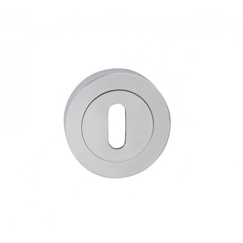 escutcheon BB round, chrome