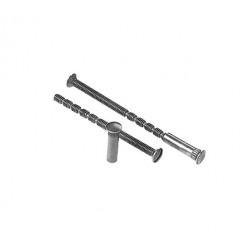 fixing screws 110mm, nickel