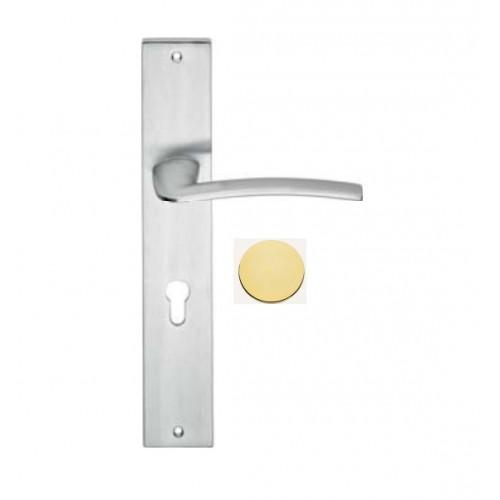 Door handle ALA Polished brass