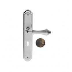 Door handle ALDAR Aged brass