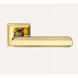Door handle GLAMOR Polished brass